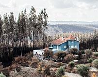 DOC. PHOTOGRAPHY: Tudo ardeu menos estas casas