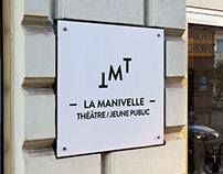 Graphic Design | La Manivelle Théâtre