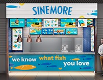 SineMore food court
