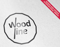 Woodline - Logo Identity