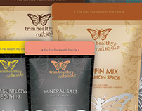 Trim Healthy Mama Brand Development & Packaging Design