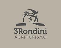Brochure Design | Agriturismo 3 Rondini
