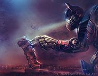 Optimus Prime'dan Ankara'nın Transformers'ına Merhaba:)