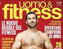 uomo&fitness // ISSUE 5