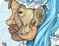 Seafoam Mermaid