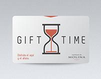 GIF TIME - Castillo De Molina