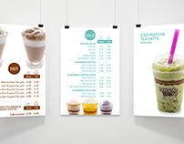 Graphic Design: Bubble Tease