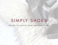 "Online store ""SIMPLY SHOES"""
