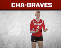 Women's Volleyball Charades Mini-Game