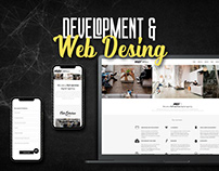 Web Design & Development - M&V Digital Agency