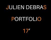 JULIEN DEBRAS Portfolio