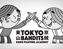 Tokyo Bandits Teaser Video/Animation