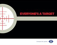 London Transport Awareness Campaign