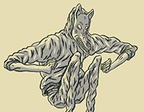 Wolf Tribesman