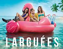 LARGUÉES - Official Poster