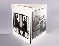 Nels Cline & Julian Lage ROOM album design