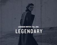 LEGENDARY · Concept Winter Lookbook 2015