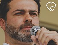 Campanha - Prefeitura Três Corações 2016.