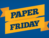 Paper Friday