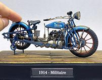 1914 - Militaire