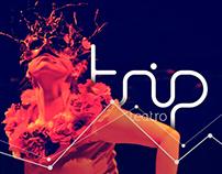 Identidade Visual - Trip Teatro