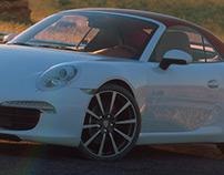 Porsche 911 Carrera (C4d - octane - ps)
