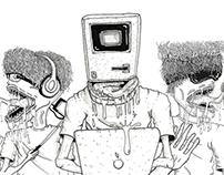 Kaijuphobia: Tech Slavery