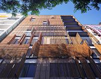Lisbon Wood Edifício de Habitação e Comércio