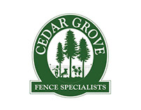 Cedar Grove Fence - Responsive Website Design