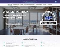 Wordpress theme - Business Partner