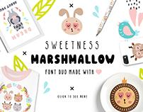 Sweetness Marshmallow