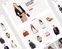 Gaze   eCommerce Clothing Shop