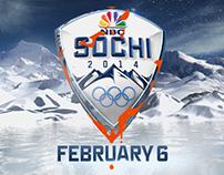 NBC Olympics - Super Heroes