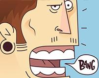 Criação de webcomic: Dogimar.