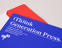 Generation Press - Direct Mail