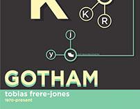 Font Study: Gotham