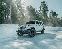 Jeep Wrangler - Smoky Mountain
