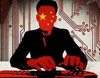 Cyber Espionage Main Title