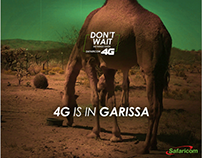 Safaricom 4G Coverage