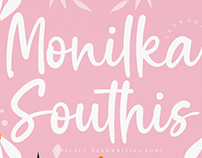 FREE | Monilka Southis Font