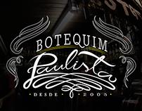 Botequim Paulista - Redes Sociais