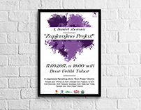 "1. Susret zborova ""Zapjevajmo Prejcu"" dizajn plakata"