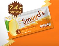 Smuud's Packaging.