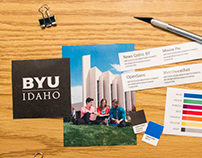 BYU-Idaho Branding Website