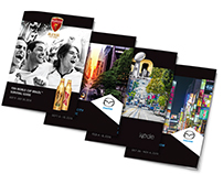 Kode Entertainment Group Itinerary Booklets