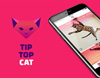 Tip Top Cat (iOS app)