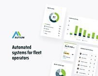 Autium - Automated systems for fleet operators