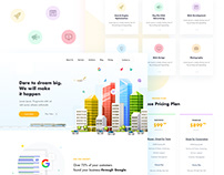 Digital Marketing Agency Webdesign