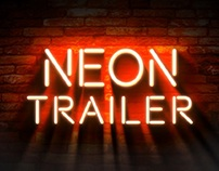 Neon Trailer - After Effects Template
