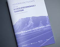 III Cicle d'Economia i Territori